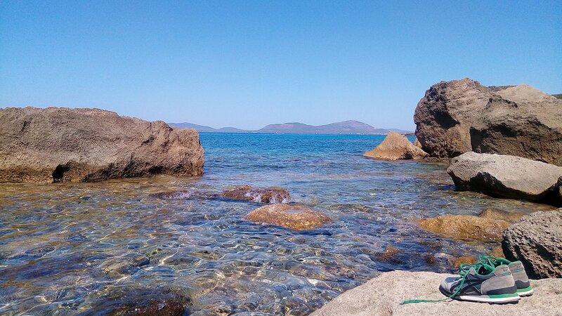 Olbia Baia Turchese-Villetta 5 posti letto, con piscina, giardino e posto auto, holiday rental in Murta Maria