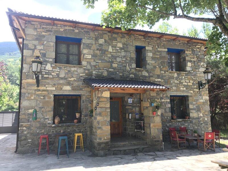 Rural Hostel dos Lucas, holiday rental in Rapun