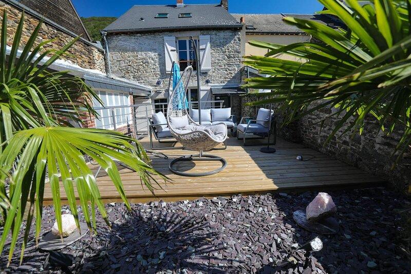 La Bayenne, votre maison d'hôtes tout confort à deux pas de la Meuse., holiday rental in Nouzonville