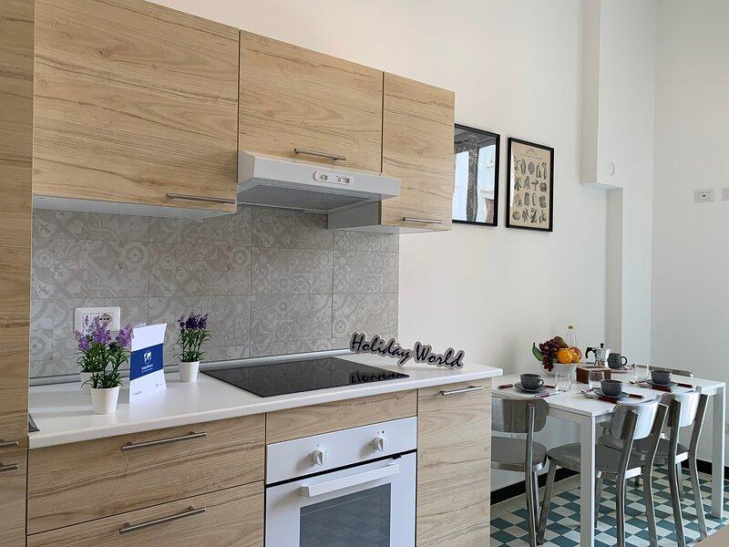 ILA3017 House Acciuga Innamorata by Holiday World, aluguéis de temporada em Cogorno