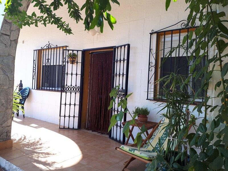 Home in Nature - Tu hogar en la Naturaleza, aluguéis de temporada em Jimera de Libar