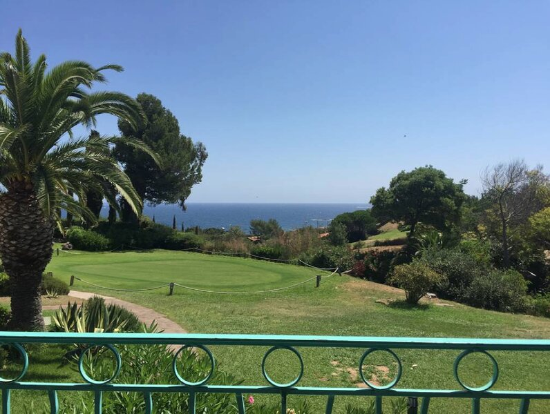 Duplex 6 personnes vue mer, holiday rental in Le Dramont