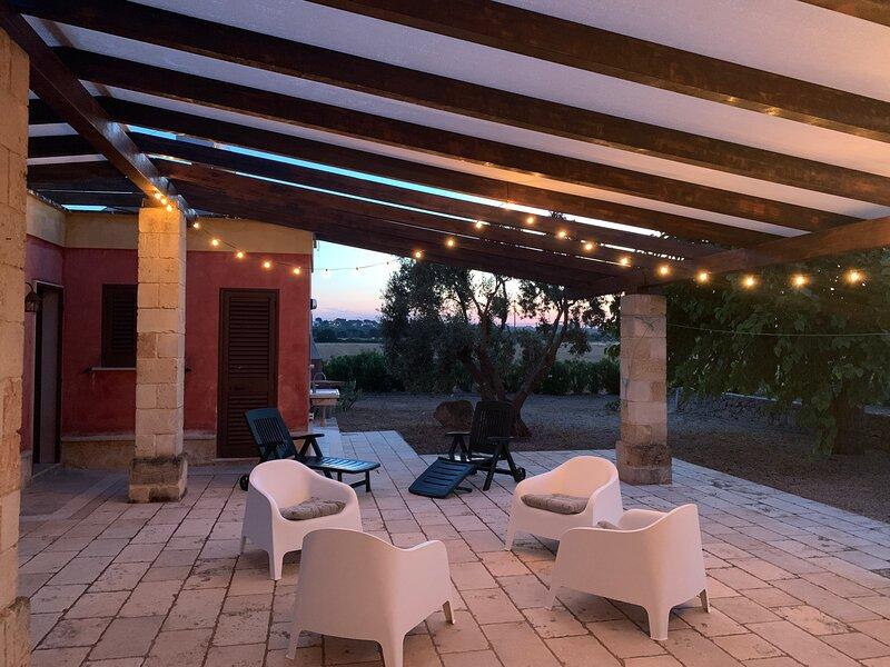 Villa Elena, holiday rental in Serranova