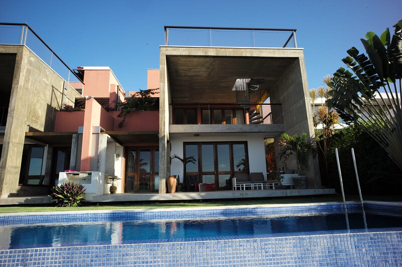 Luxuous House With Incredible Views - RGN008, alquiler vacacional en Barra do Cunhau