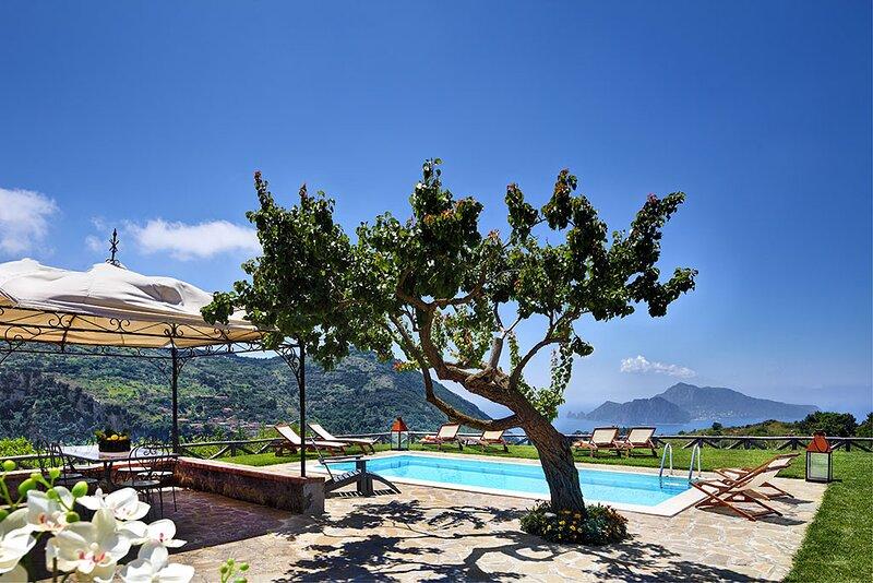 Casa del Capitano, holiday rental in Massa Lubrense