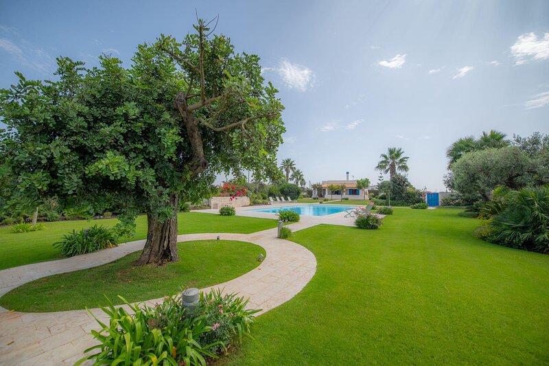 Villa Agnese - Mazara Del Vallo, location de vacances à Granitola
