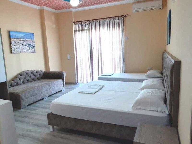 Triple Rooms 1, vacation rental in Gjirokaster County