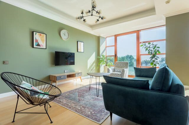 MORE V OKNE, vacation rental in Anapa
