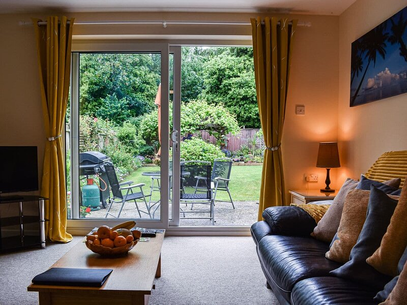 Between the forest and the sea, holiday rental in New Milton