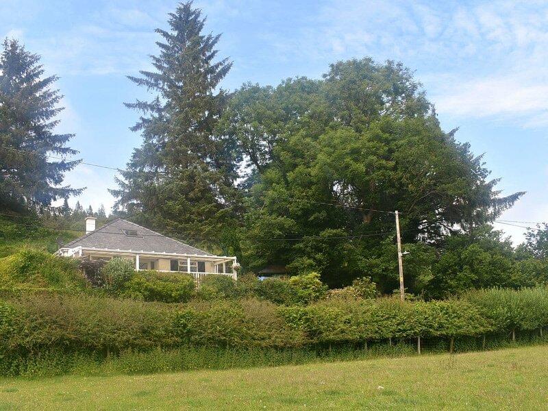 Drws Y Nant, holiday rental in Capel Curig
