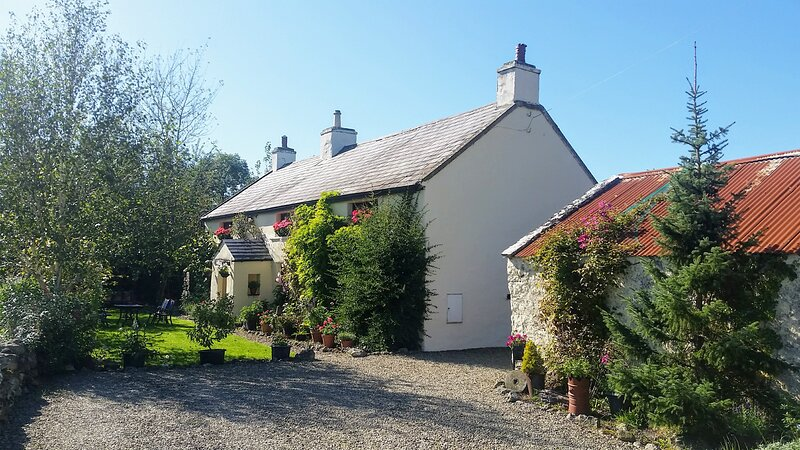 300 year old Court cottage. Courtmatrix, holiday rental in County Limerick