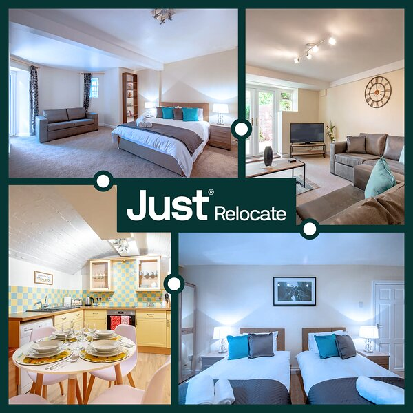 Just Relocate - The Garden Flat, holiday rental in Wysall