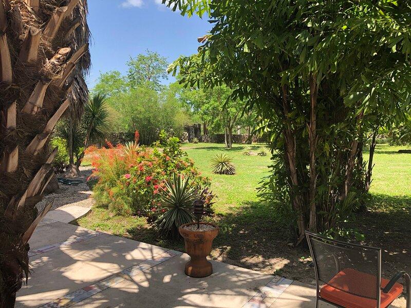 Hacienda Buda Azul: en medio de la naturaleza, aluguéis de temporada em Sisal