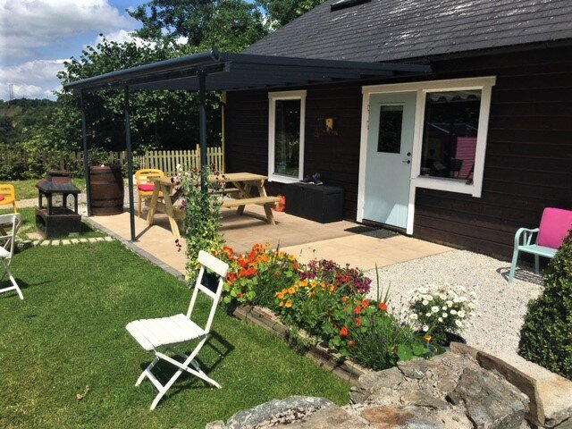 The Chalet at the Old Rectory Donard, vacation rental in Rathdrum
