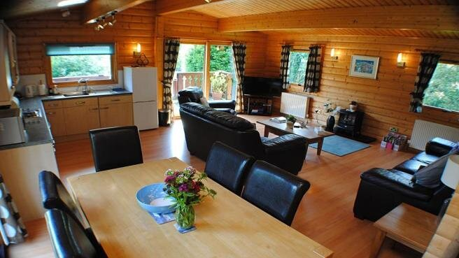 Birchlea, holiday rental in Kippford