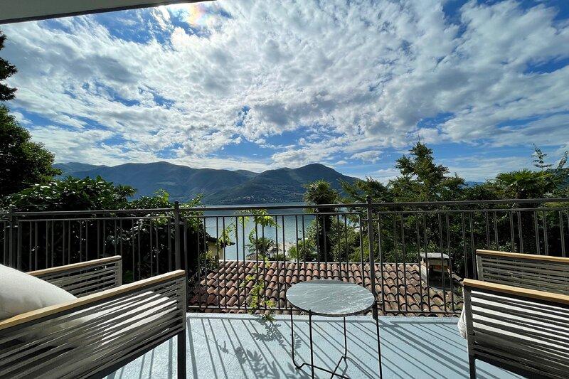 Lake Escape, casa vacanza a Ronco sopra Ascona
