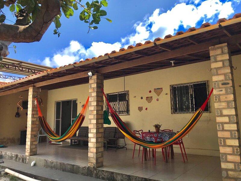 Aluga-se casa em Santo Amaro: Recanto das Dunas, holiday rental in State of Maranhao