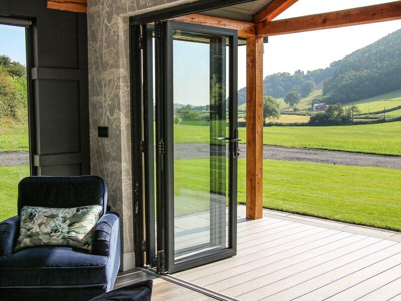 Meadow View, Meifod, Powys, holiday rental in Llansantffraid Glyn Ceiriog