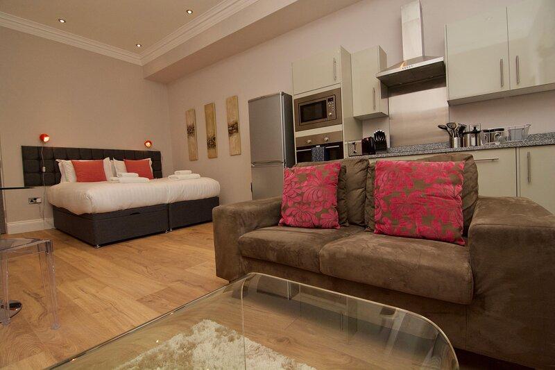Harrogate Lifestyle Apartments - Studio Apartment, location de vacances à Killinghall