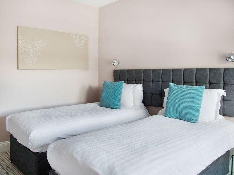 Harrogate Lifestyle Apartments - Two Bedroom Apartment, location de vacances à Killinghall
