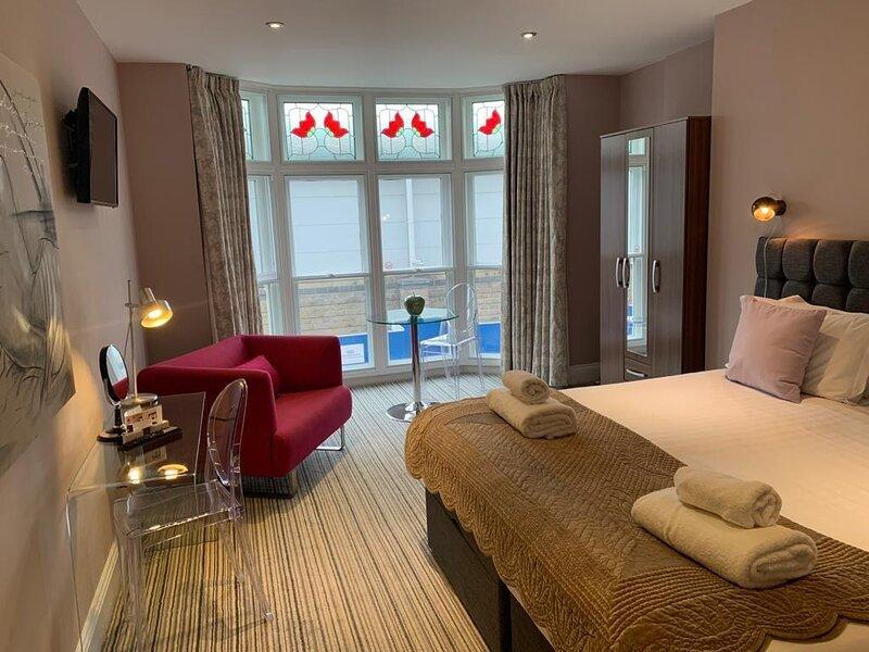 Harrogate Lifestyle Apartments - Executive One Bedroom Apartment, location de vacances à Killinghall
