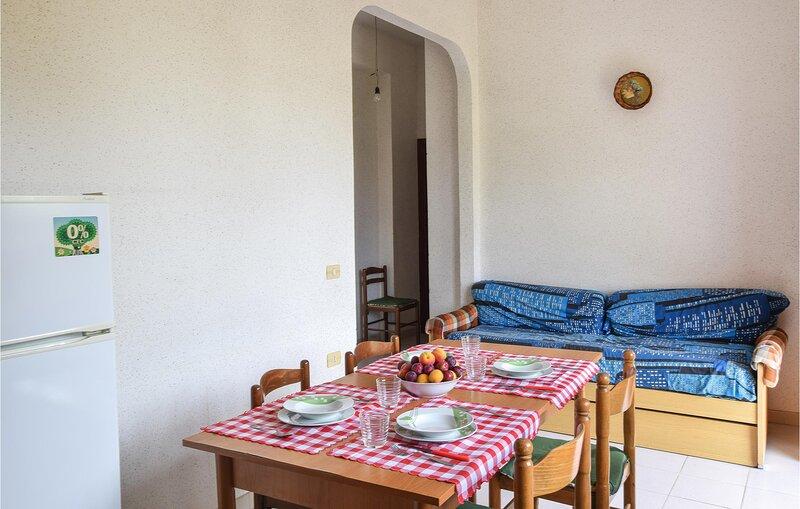 Amazing apartment in Porto Salvo with 2 Bedrooms (IKK601), vacation rental in Vibo Marina