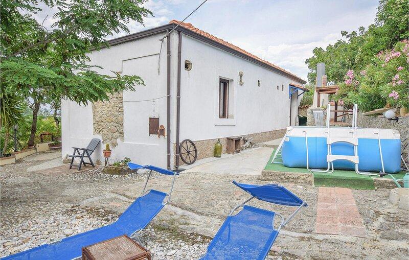 Nice home in San Floro with 1 Bedrooms (IKK599), casa vacanza a Catanzaro Lido