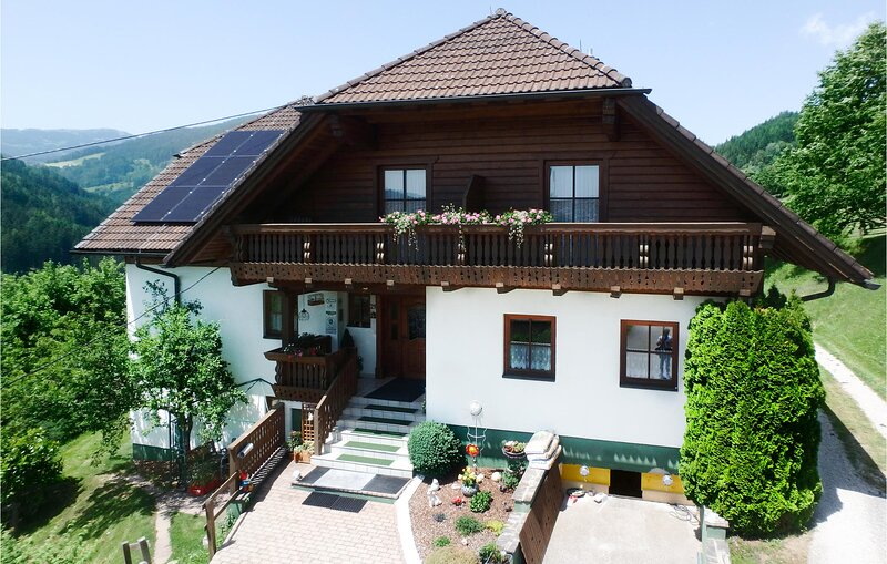 Beautiful apartment in Bad St. Leonhard with WiFi and 1 Bedrooms (AKA196), holiday rental in Wolfsberg