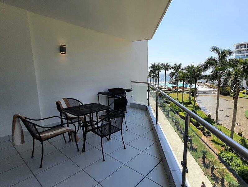 Aria 2 rec 2 baños -Vista al Mar y Acceso a Playa-, alquiler de vacaciones en Flamingos
