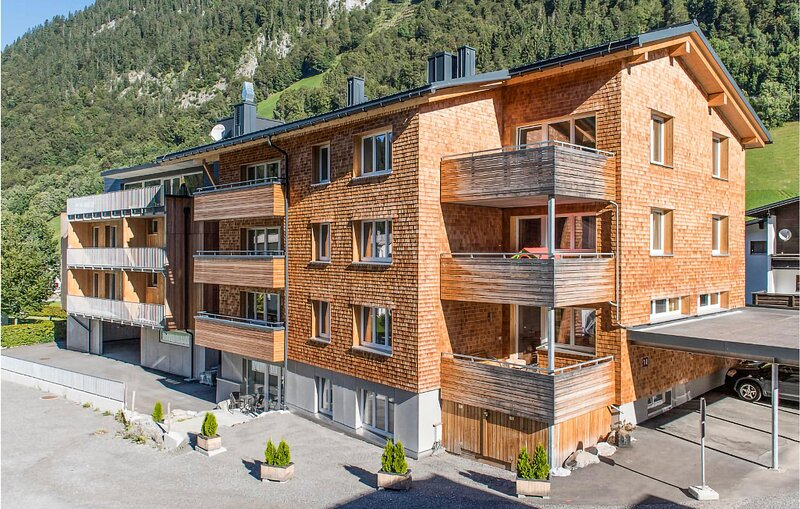Nice apartment in Klösterle with Sauna and WiFi (AVO167), Ferienwohnung in Lech