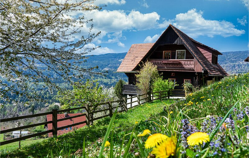 Amazing home in Sankt Stefan ob Stainz with WiFi and 3 Bedrooms (AST267), holiday rental in Gundersdorf