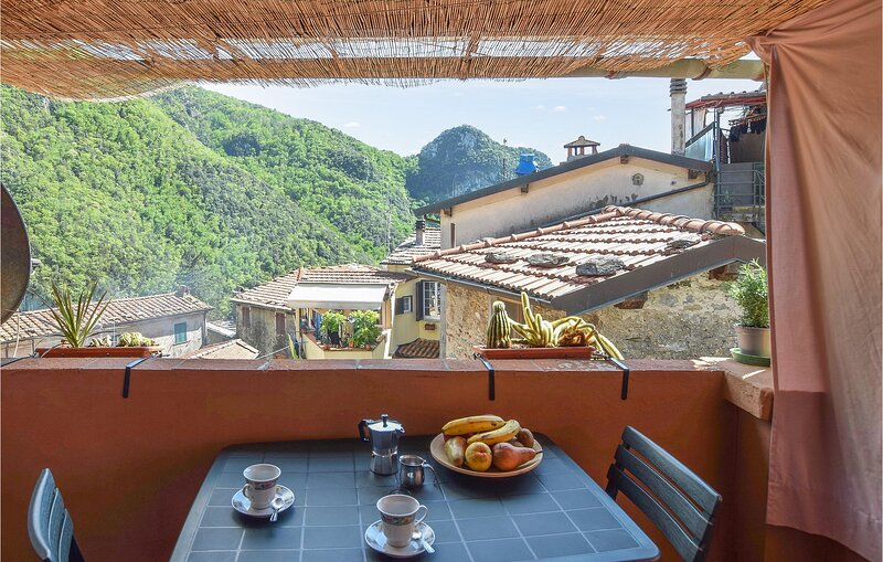 Awesome home in Camaiore with WiFi and 3 Bedrooms (ITV025), holiday rental in Stazzema