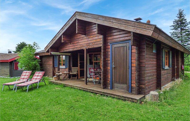 Ferienpark Lauterdörfle (DBW129), location de vacances à Zwiefaltendorf