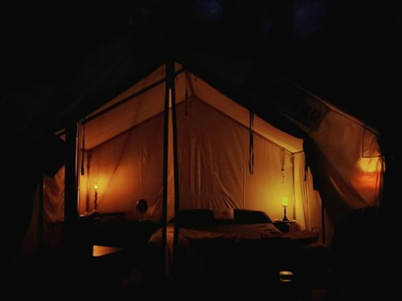 Tentrr Signature Site - The Magic Glamp, holiday rental in Comstock
