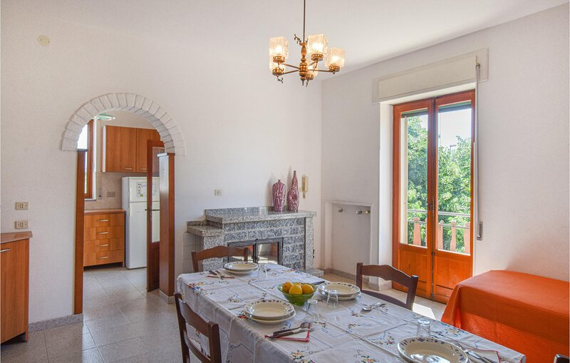 Nice apartment in Sellia Marina with WiFi and 2 Bedrooms (IKK598), holiday rental in Steccato