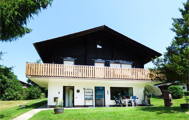 Nice apartment in Arrach with WiFi and 2 Bedrooms (DBA269), holiday rental in Neukirchen beim Heiligen Blut