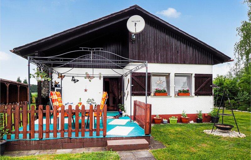 Amazing home in Thalfang with Sauna, WiFi and 1 Bedrooms (DHU202), alquiler vacacional en Moerschied