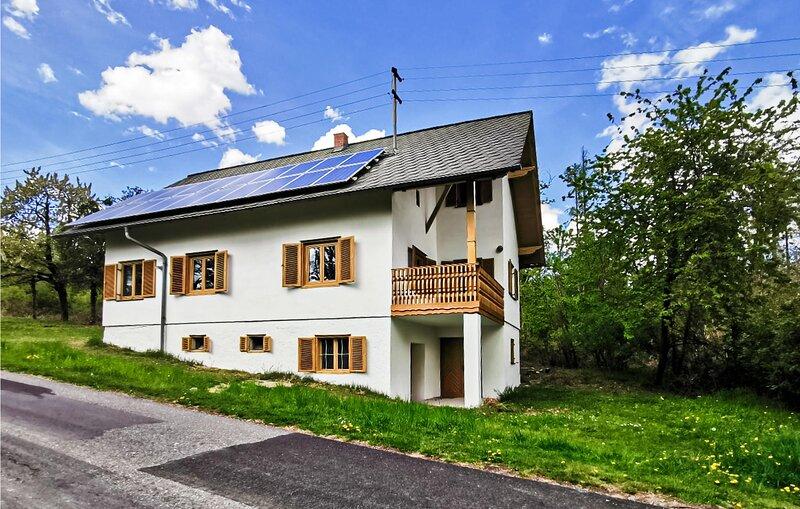 Amazing home in Eisenberg an der Pinka with WiFi and 3 Bedrooms (ABU185), alquiler de vacaciones en Eberau