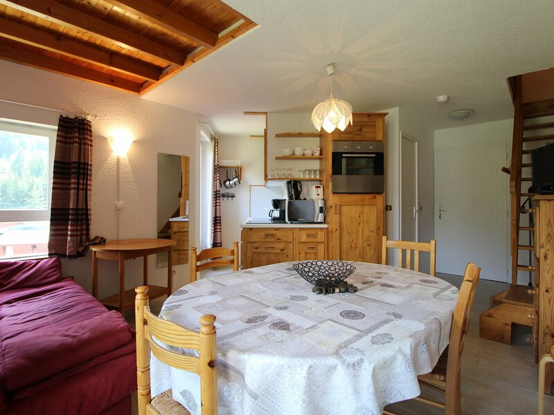TRB034 Appartement pour 5 personnes dans le Quartier de Val Cenis le Haut, vacation rental in Bessans