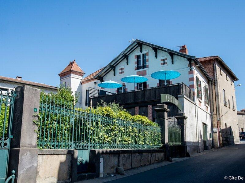 La Demeure d'Alfred, casa vacanza a Sauxillanges