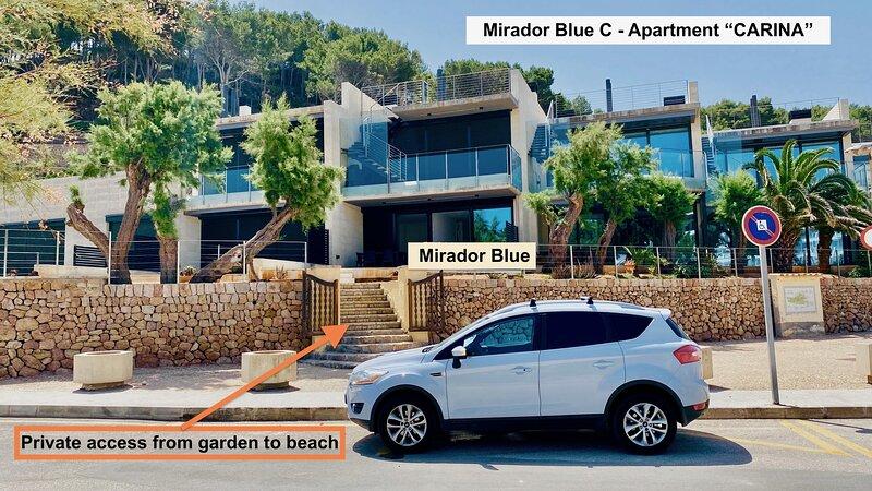 Luxury Apartment on the beach!, casa vacanza a Maiorca