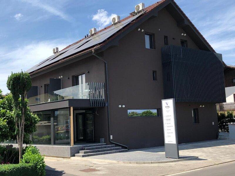 Aparthotel Vital, location de vacances à Moravske Toplice
