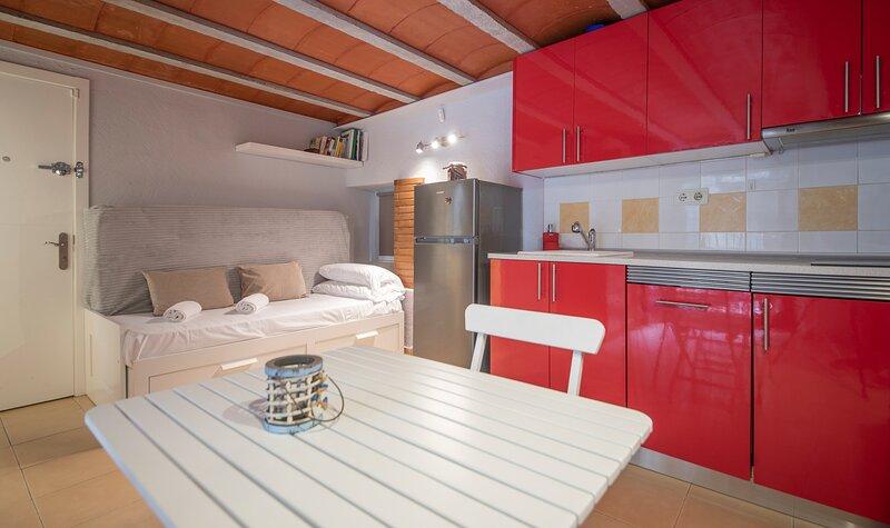 TH120 Estudio Trinquet, holiday rental in Tarragona