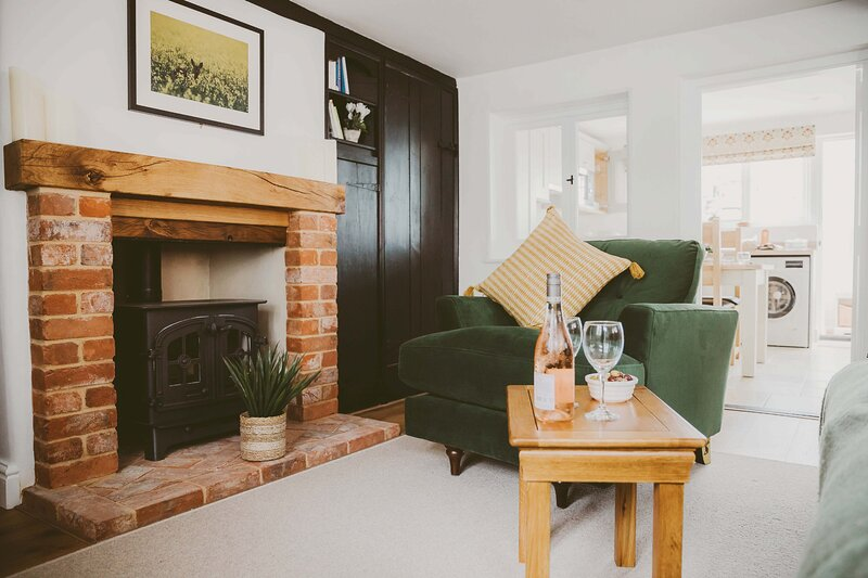 1 Chantry Cottage, vacation rental in Little Glemham
