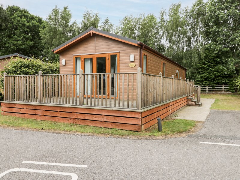 Lodge 104, Wilberfoss, vacation rental in Full Sutton