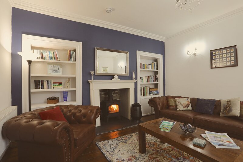 Salvin House: Georgian Townhouse in England's Highest Market Town, holiday rental in Alston
