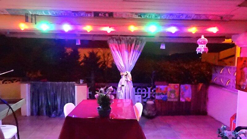 chambre d'hôtes dans villa calme ,wifi, spa, terrasse et WIFI, holiday rental in Ginasservis
