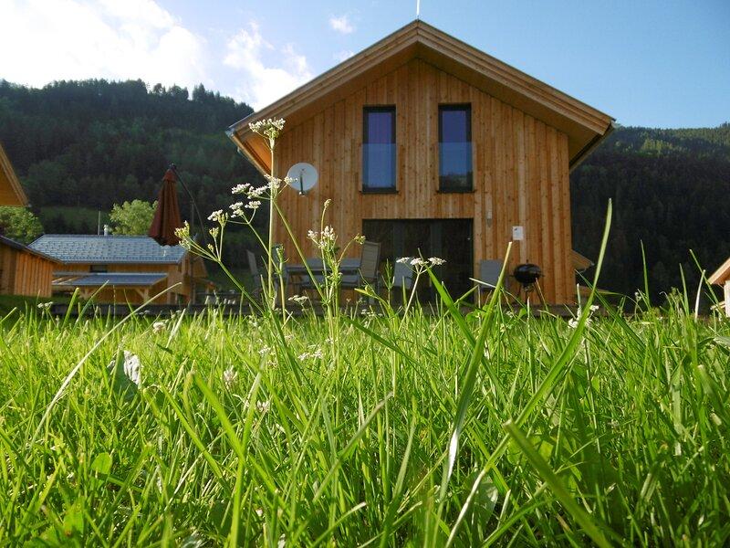 Wunderschönes chalet für 8 Personen in Murau-Kreischberg in der Steiermark, holiday rental in Sankt Georgen ob Murau