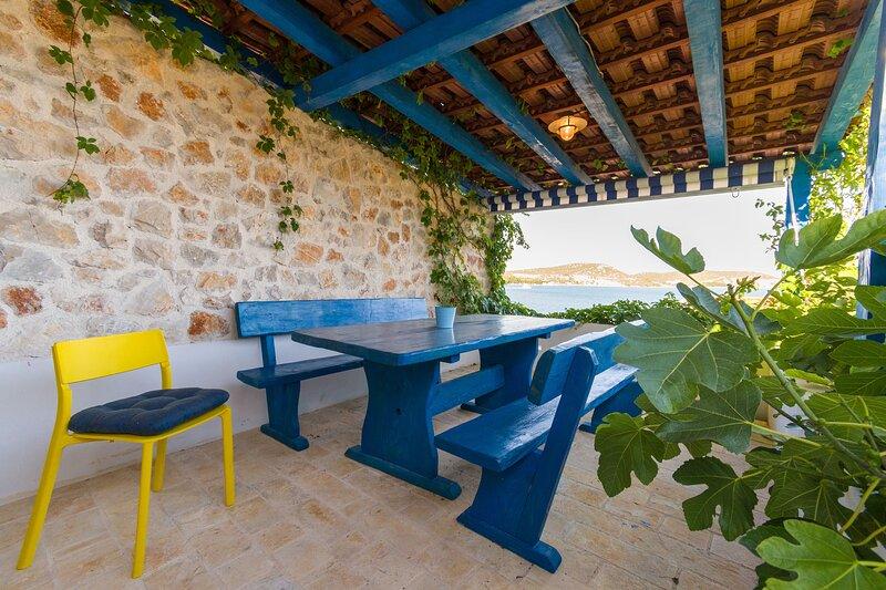Villa Vala, holiday rental in Betina