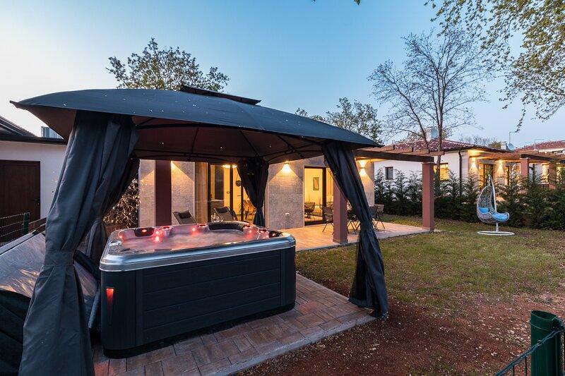 Villa Spirit IV, location de vacances à Gamboci